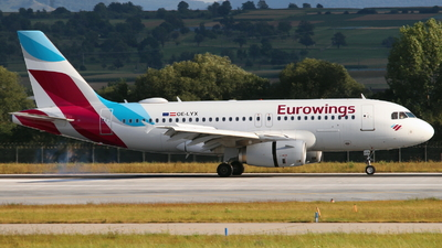 A picture of OELYX - Airbus A319132 - Eurowings - © Marcel Schmidt
