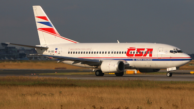 OK-XGD - Boeing 737-55S - CSA Czech Airlines