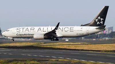 HP-1728CMP - Boeing 737-86N - Copa Airlines