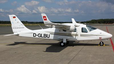 D-GLBU - Tecnam P2006T - Private