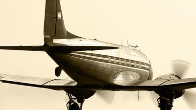 LV-BEH - Douglas DC-3 - Private