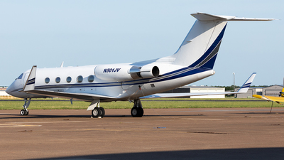 N501JV - Gulfstream G-II(SP) - Private