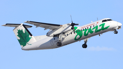 C-GABP - Bombardier Dash 8-311 - Air Canada Jazz
