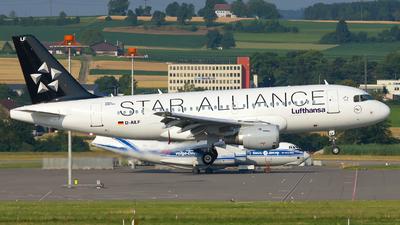 D-AILF - Airbus A319-114 - Lufthansa