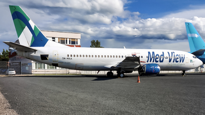 5N-MAA - Boeing 737-4D7 - Med-View Airlines