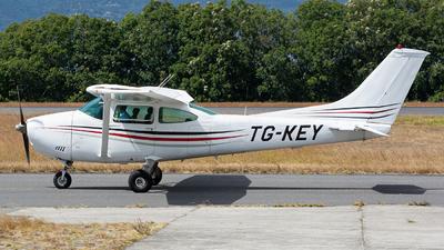 TG-KEY - Cessna 182P Skylane - Private
