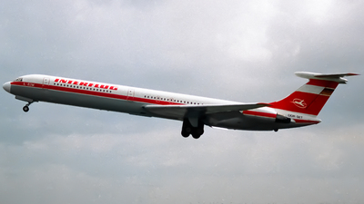 DDR-SET - Ilyushin IL-62M - Interflug