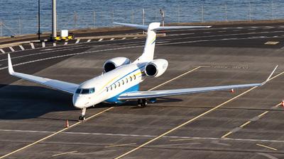 N917C - Gulfstream G650ER - Private