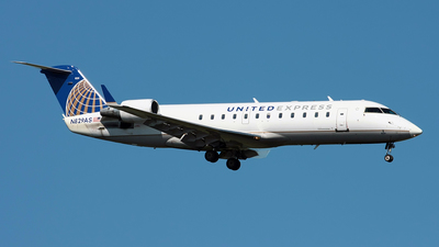 N829AS - Bombardier CRJ-200ER - United Express (ExpressJet Airlines)