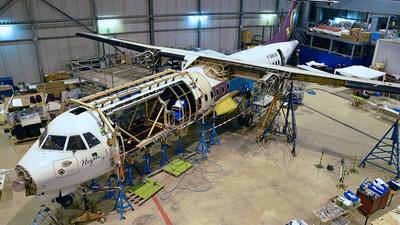 F-WKVB - ATR 72-212 - Air Mandalay