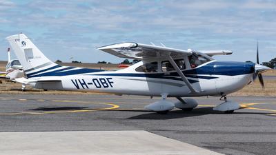 VH-OBF - Cessna 182T Skylane - Private