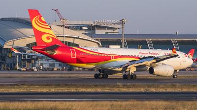 B-5979 - Airbus A330-243 - Hainan Airlines