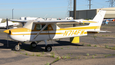 N714FW - Cessna 150M - Private