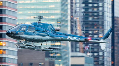 A picture of N181FS - Airbus Helicopters H125 - [4120] - © HAOFENG YU