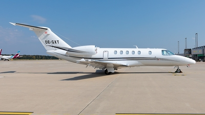OE-GXT - Cessna 525 Citationjet CJ4 - International Jet Management