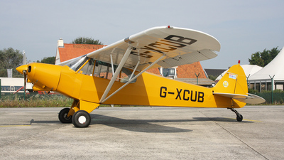 G-XCUB - Piper PA-18-150 Super Cub - Private