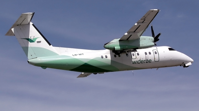 A picture of LNWIT - De Havilland Canada Dash 8100 - Wideroe - © Stig Rokkones