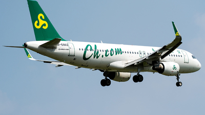 B-6862 - Airbus A320-214 - Spring Airlines