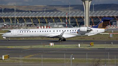 D-ACNE - Bombardier CRJ-900 - Eurowings