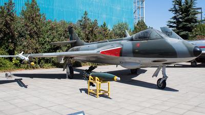 750 - Hawker Hunter FGA.9 - Chile - Air Force