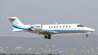 D-CSOS - Bombardier Learjet 45 - Jetcall
