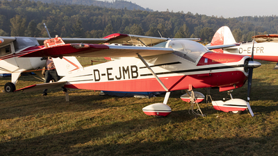 D-EJMB - Bolkow Bo208C Junior - Private
