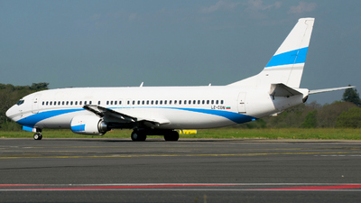 LZ-CGW - Boeing 737-46J - Astra Airlines (Cargoair)