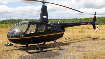 RA-04363 - Robinson R44 Raven - Private