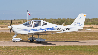 EC-GH2 - Tecnam P2002 Sierra - Private