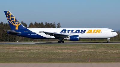 A picture of N641GT - Boeing 76738E(ER) - Atlas Air - © Lennart Boettcher