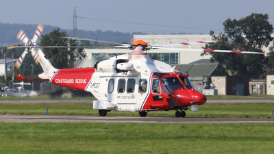 G-MCGT - Agusta-Westland AW-189 - Bristow Helicopters