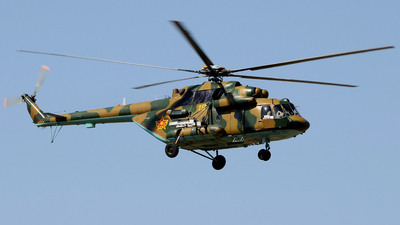 19 - Mil Mi-17V5 Hip H - Kazakhstan - Air Force