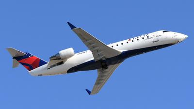 A picture of N980EV - Mitsubishi CRJ200ER - Delta Air Lines - © DJ Reed - OPShots Photo Team