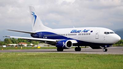 YR-AMA - Boeing 737-530 - Blue Air