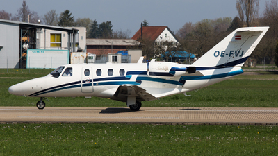 OE-FVJ - Cessna 525 CitationJet 1 - Air Link