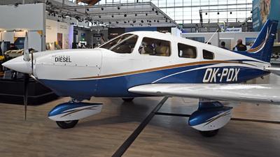 OK-PDX - Piper PA-28-181 Archer DX - Private