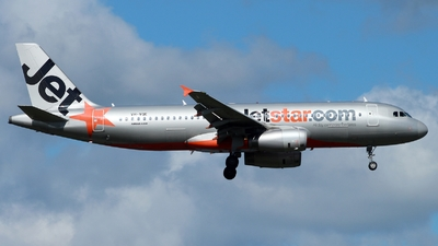 VH-VQE - Airbus A320-232 - Jetstar Airways