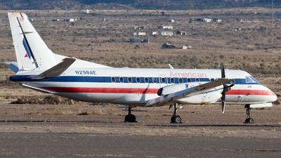 N298AE - Saab 340B - American Eagle