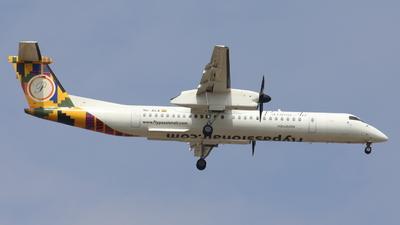 A picture of 9GACA - De Havilland Canada Dash 8400 - [4094] - © Sander in West-Africa