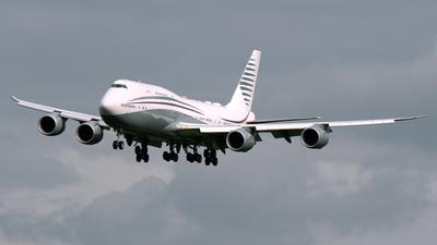 A7-HBJ - Boeing 747-8KB(BBJ) - Qatar - Amiri Flight