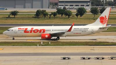 HS-LTV - Boeing 737-9GPER - Thai Lion Air