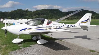 S5-PGA - Flying Machines FM250 Vampire - Private