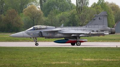 9238 - Saab JAS-39C Gripen - Czech Republic - Air Force