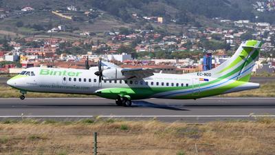 EC-NDD - ATR 72-212A(600) - Binter Canarias (Canarias Airlines)