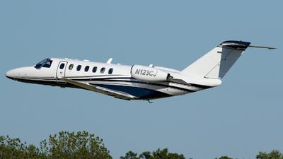 N123CJ - Cessna 525B CitationJet 3 - Private