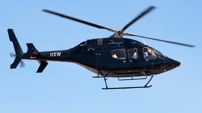 ZK-HXW - Bell 429 - Advanced Flight