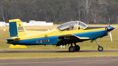 VH-NMX - Pacific Aerospace CT-4E Airtrainer - Air Combat Australia