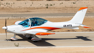 4X-HTS - Fly Synthesis Texan TC - Private