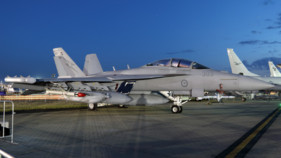 A46-303 - Boeing EA-18G Growler  - Australia - Royal Australian Air Force (RAAF)