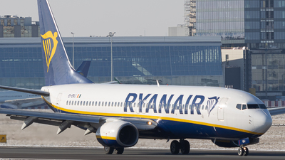 A picture of EIENJ - Boeing 7378AS - Ryanair - © Jeremy De Winter (jdw.spotting)